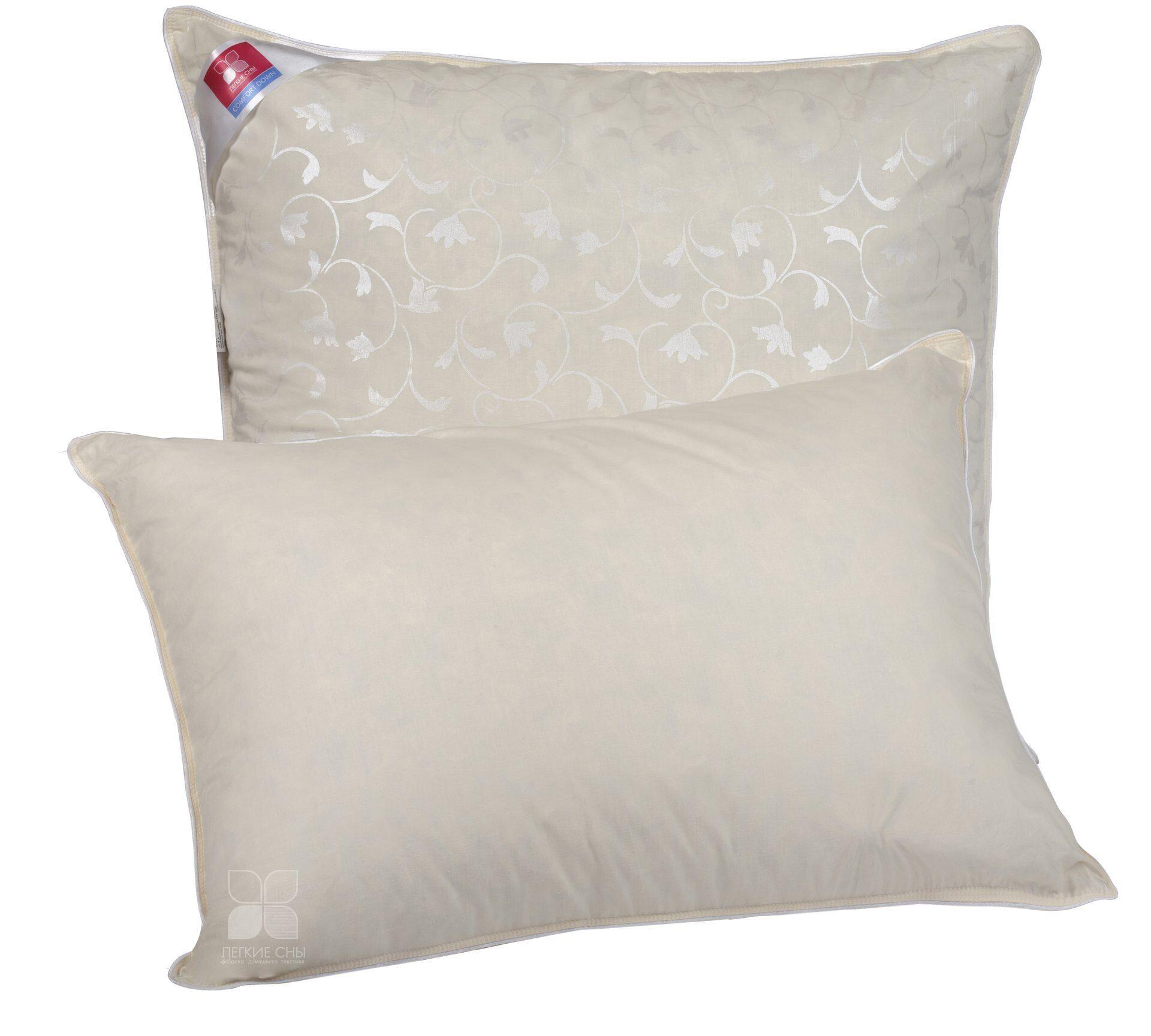 Купить пуховую подушку 50х70